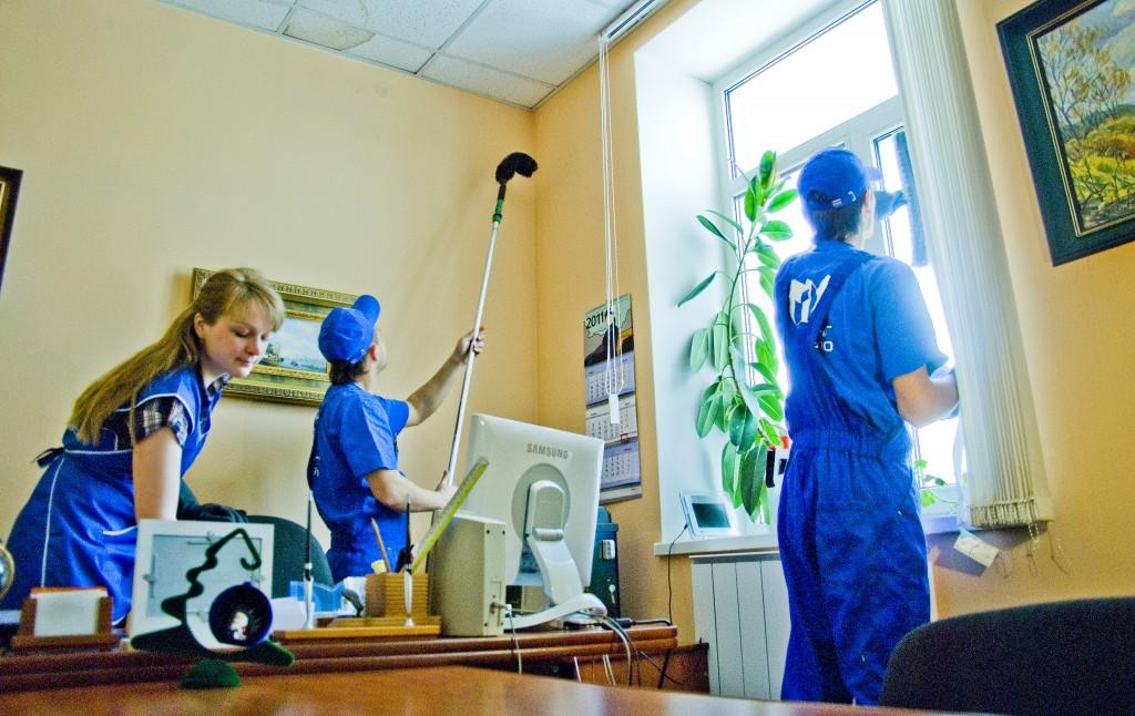 генеральная уборка квартир и офисов
